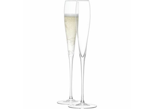 LSA International Grand Champagne Flutes