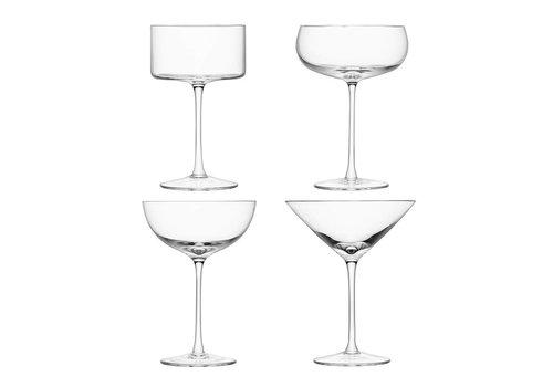 LSA International LULU Cocktail Glass Assortment