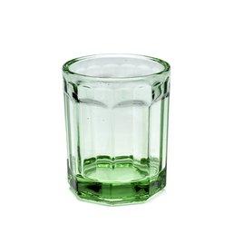 Serax Green Glass Medium (set of 4)