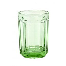 Serax Green Glass Large (set of 4)