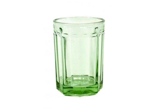 Serax Green Glass Large (set of 4)