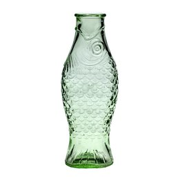 Serax Green Fish Bottle