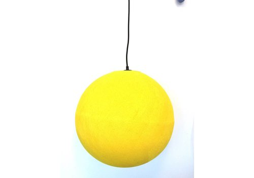 La Case de Cousin Paul Large Globe Pendant Light