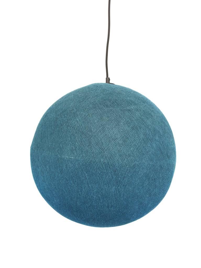 La Case de Cousin Paul Large Globe Pendant Light - Lappartement ...