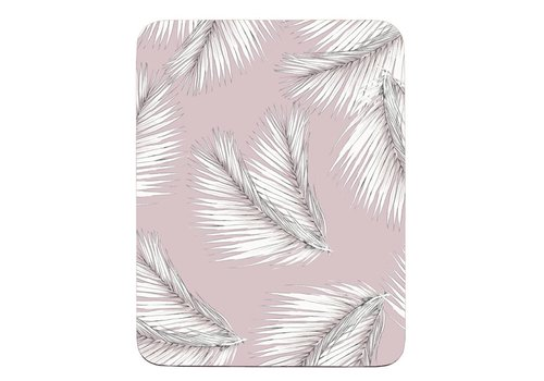 les Gambettes Palm printed placemat
