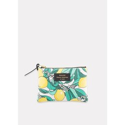 Woouf Lemon Small Pouch