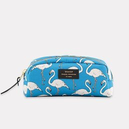 Woouf Flamingo Small Beauty Case