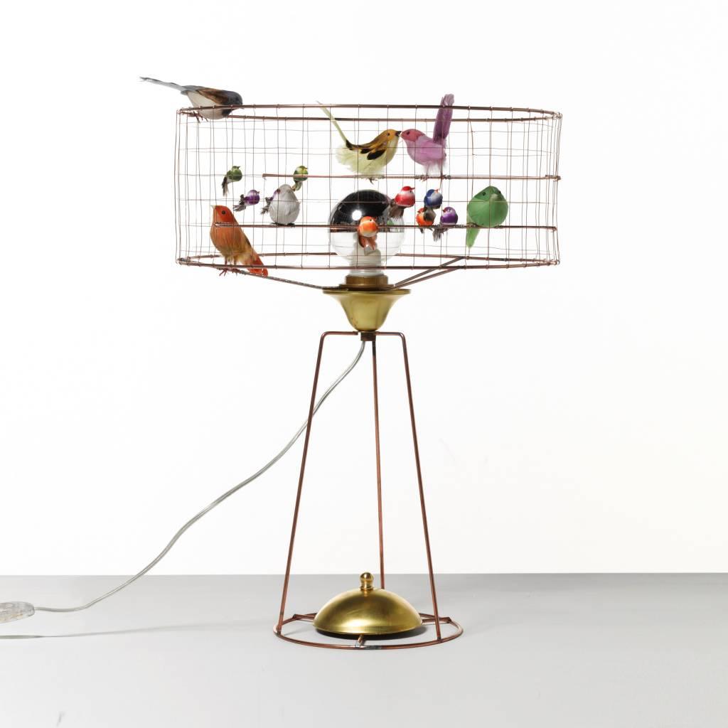 Mathieu Challieres Table Birdcage Lamp - Lappartement Concept Store