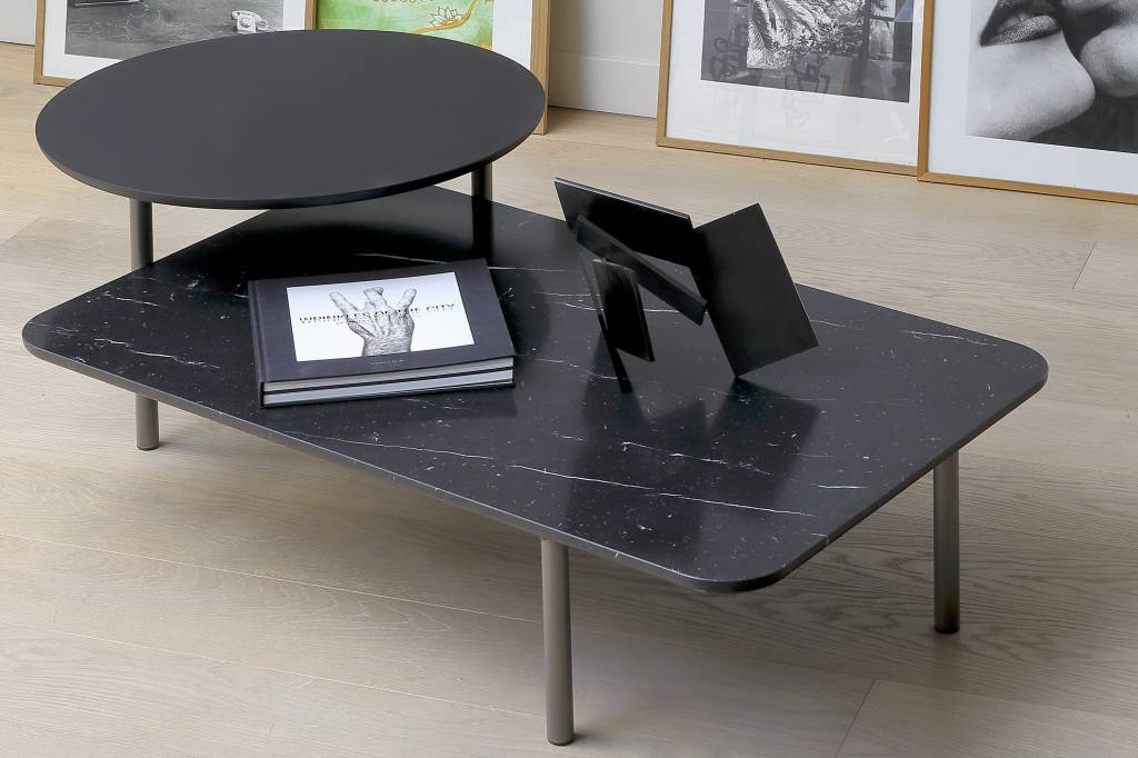 High end furniture designer coffee tables and stools