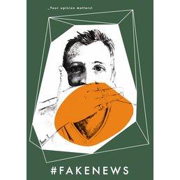 Poster Fake News #1