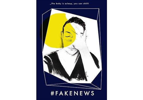 Manue M Poster Fake News #2