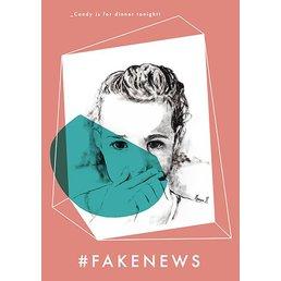 Manue M Poster Fake News #3