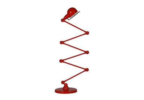 Zig Zag 6 arms Lamp