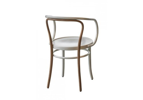 Gebruder Thonet Vienna Two-tone  Chair Wiener Stuhl