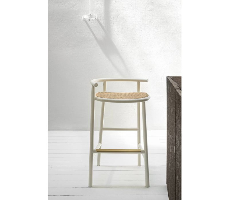 Single Curve Barstool Thonet Bar Stool97