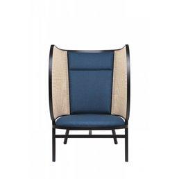 Gebruder Thonet Vienna Hideout Lounge Chair