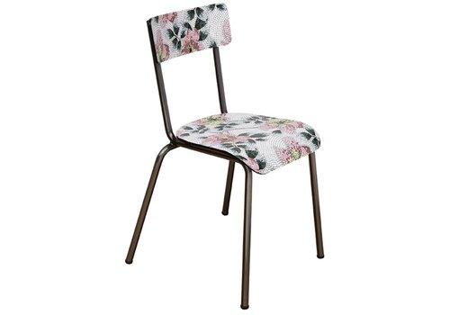 les Gambettes Printed chair Suzie Mozaic