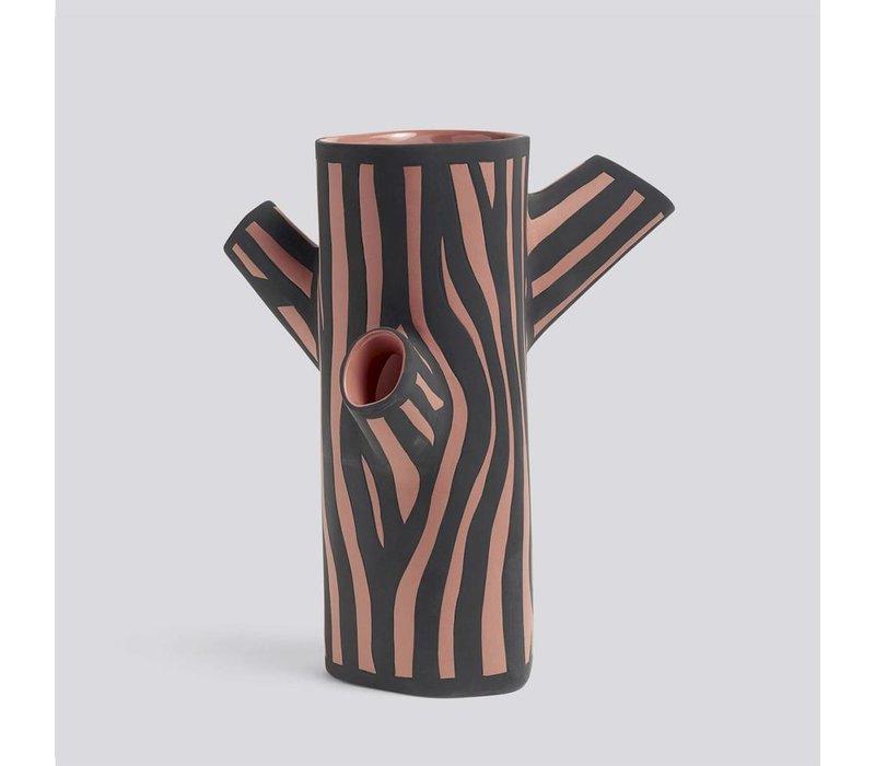 Hay Tree Trunk Vase Medium Hoem