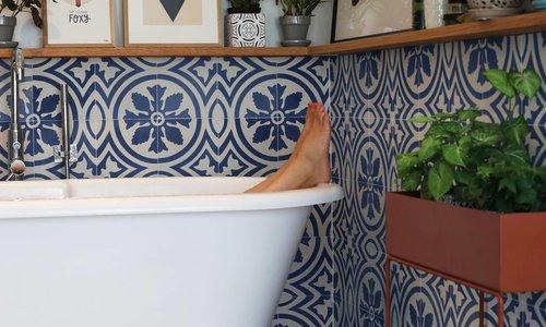 Treat your bathroom as a living space… your kids already do so!