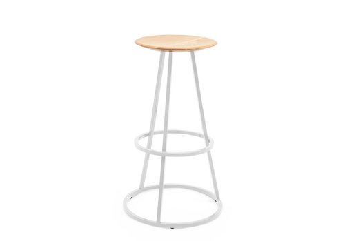 Harto Harto Bar Stool Gustave Oak