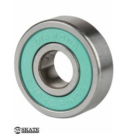 skate board parts diamond smoke rings bearings