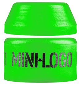 Mini logo bushing set soft 84a green