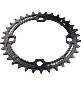RaceFace Race Face Narrow-Wide Single Ring 34t x 104 Black