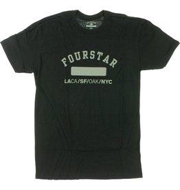 Fourstar phys ed ss xl-bk