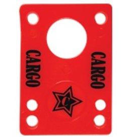 cargo red riser pads