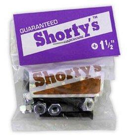shortys 11/2 long board hardware