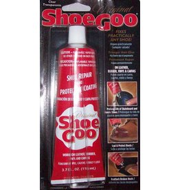 shoe goo-tube black