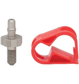 Hayes Hayes Prime Pinch Clamp and Bleed Fitting Kit