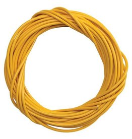 CABLE HOUSING SUNLT w/LINER 5mmx50ft YEL single