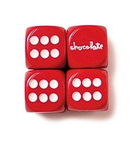 chocolate dice set