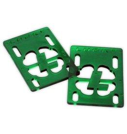 lucky risers green 1/8