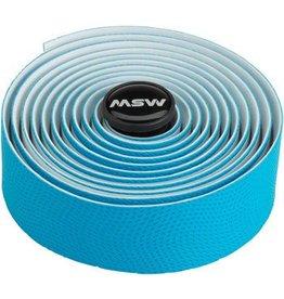 MSW 3-17 MSW Anti-Slip Gel Handlebar Tape HBT-210 Blue
