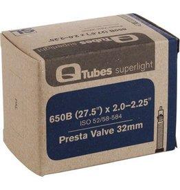 Q-Tubes 6-17 Q-Tubes SL Tubes 27.5 584 52/5 8mm 32mm Presta Valve