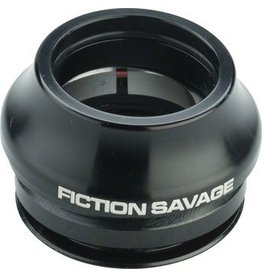 Fiction 7-18 Fiction Savage Headset Black
