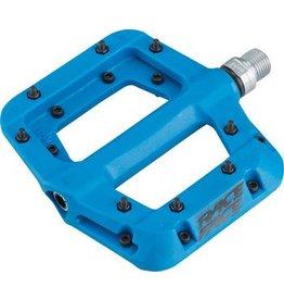 """RaceFace 6-18 Race Face Chester Composite Platform Pedal: 9/16"""" Blue"""