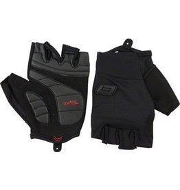 Bellwether 8-17 Bellwether Pursuit Men's Short Finger Glove: Black 2XL