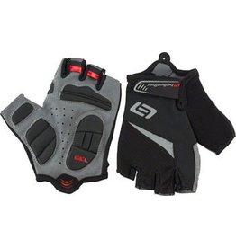Bellwether 8-17 Bellwether Ergo Gel Men's Short Finger Glove: Black 2XL