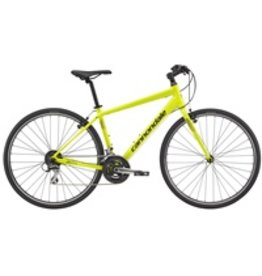 Cannondale 4-18 700 M Quick 7 NSP LG Large Neon Spring