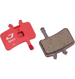 Jagwire 10-17 Jagwire Mountain Sport Semi-Metallic Disc Brake Pads for Avid BB7, All Juicy Models