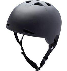 Kali Protectives 3-18 Kali Protectives Viva Helmet: Solid Black MD
