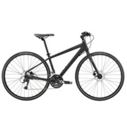Cannondale 9-18 700 F Quick Disc 5 BLK SM Small Black