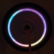 1-18 spoke light multi-color