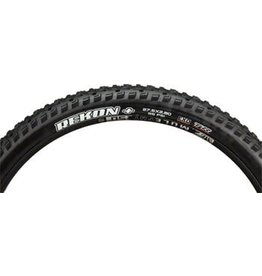 "Maxxis 6-18 Maxxis Rekon 27.5 x 2.60"" Tire: 60tpi, Dual Compound, EXO Casing, Tubeless Ready, Black"