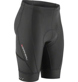 Louis Garneau 8-18 Louis Garneau Optimum Men's Short: Black MD