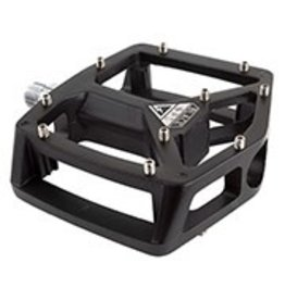 BLACK OPS 8-18 PEDALS BK-OPS MX-PRO ALY LOOSE 9/16 BK STRAP COMPATIBLE