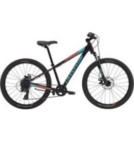 Cannondale 4-18  24 F Kids Trail GXY OS One Size Galaxy